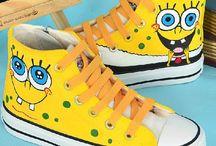 Spongebob és stb...