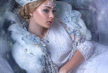 Царица зима