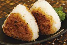 Japanese Onigiri Rice Ball Recipes