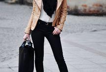 Style / inspiration til udskiftning af garderoben