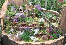 ...fairy garden...