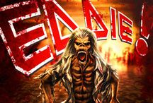 Maiden and all things metal / From fear to eternity  / by Nerdy Biker