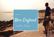 New England with Kids / family-friendly New England activities, family-friendly New England hotels, family-friendly New England restaurants from www.trekaroo.com / by Trekaroo Family Travel