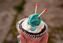 Cupcakes, Cakes and Frostings