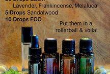 Deodorant recipes