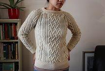 Aran genser