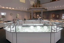 Jewelry Showroom / Pictures of our showroom in Sun Prairie, WI