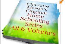 Charlotte Mason Homeschool / Charlotte Mason Homeschool Resources / by Jamerrill Stewart