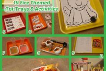 Tot School: Fire Safety