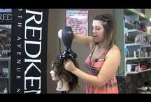 Videos: How-To Hair Styling