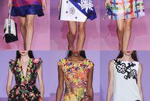 Paris Womenswear Print Highlights Part 2 – Spring/Summer 2015 catwalks