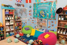 multicultural corner  (teaching ideas and displays)