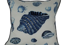 Beach Cottage Pillows / by Sally Lee by the Sea, LLC