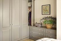 Bedroom built in wardrobes
