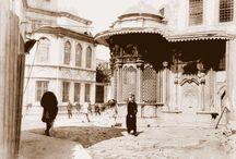 Old Fountains of Istanbul (Eski istanbul sebilleri)