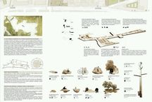 architectural plan presentation