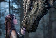 Dragon Tamer Inspiration