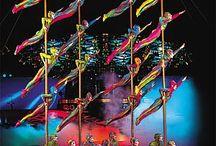 Cirque du Soleil / by Ashley Landry