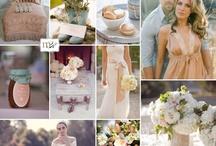 Color Palettes & Fabrics / Color palettes for weddings, events, interior design, etc.
