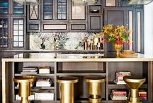 Metallic Decor ... / by Michelle Gardner