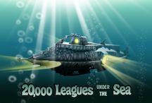 20,000 leagues under the sea / 20 000 lieues sous les mers