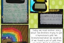Classroom Holidays & Art Projects