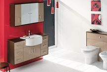 MILAN / Milan range of bathroom furniture.