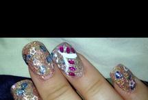 Nail designs / by Gina Harry