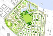 """Masterplanning / """"The practice has created a number of award-winning masterplans for residential, leisure, education and mixed-use sites."""""""