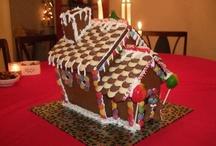 Gingerbread houses  / by Miriam Vidaurri