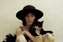 // cats & pepole //