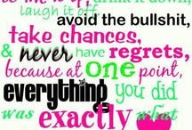 Famous Quotes and some things I wish I had said / by Betty Hudgens Stauber