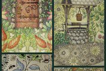 Secret Garden Book - Enchanted Forest Book