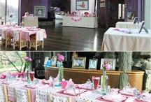 Exie Tea Party Birthday / by Crystal Adams