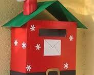 Χριστουγεννιάτικες κατασκευεσ