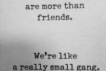 Friendship quotes & stuff