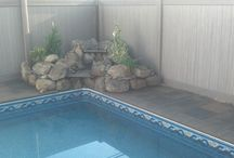 Pool Water Features / Adding features to your pool enhances the overall look and design.