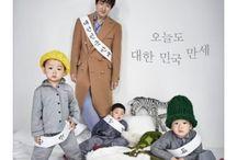 삼둥이 / Triplets K-stars