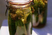 Recipes: Pickles, Jams, etc. / by wildgingersnap