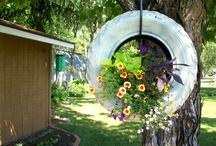 Tuin ideeen / gardening