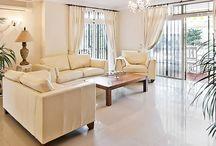 Beaux séjours / Une sélection de beaux séjours, des inspirations de décorations pour vos salons ou vos prochaines vacances. #séjour #salon