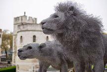 Animales en el arte / Animales que son la inspiración de pintores, escultores y muchos más artistas.