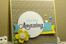 Cards MFT / Cards made with mft stamps  / by Barbi Calusdian