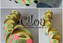 diecut craft ideas