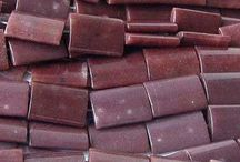 Stone Beads > Muscovite Beads / Natural Muscovite Beads in a variety of shapes and sizes.