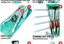 Venyttelyä Pilates stretching