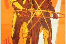 Propaganda Poster Art