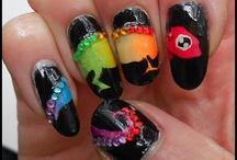 FunnyNails / I love nail polishes and nail art :)