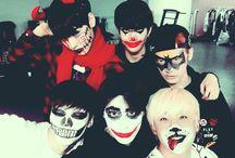 Kpop Halloween/Cosplay