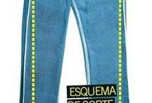 calça jeans arrumar